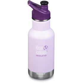 Klean Kanteen Bottle 355ml Vaccum Insulated with Sport Cap 3.0 Kids sugarplum fairy (matt)